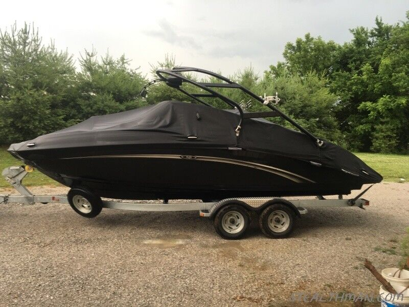 2013 Yamaha 242 Limited S Twin Engine Jet Drive Boat PERFECT PASS Tons of Extras