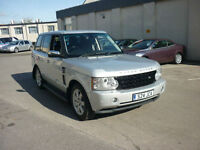 Land Rover Range Rover 3.0 Td6 auto Vogue Stunning Example Finance Available