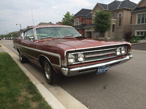 1969 Ford Torino GT Coupe (2 door)