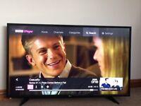 """49"""" smart 4K tv"""