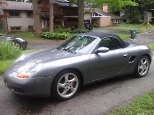 2002 Porsche Boxster S Convertible