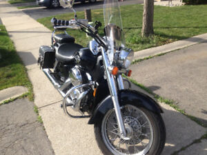 2003 Honda Shadow ACE Deluxe (VT750CD)