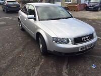 2002 Audi A4 1.9 TDI 170BHP Remapped 152k miles New Clutch and Flywheel New Turbo 12 Months MOT