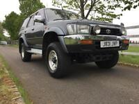 1992 Toyota Hilux - Surf 2.4 DIESEL AUTOMATIC -