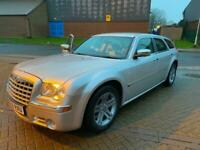 Chrysler 300C Estate Diesel 3-0 Automatic WHAT A LUMP of CAR for ONLY £3495 WOW!