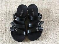 Vionic Black Sandals