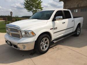 2016 Dodge Power Ram 1500 Laramie Pickup Truck ECO DIESEL