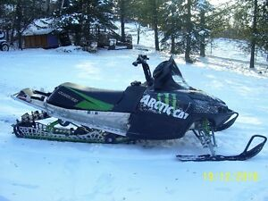 2009 ARCTIC CAT M1000  153 X2 1/4 GREAT SLED 175HP