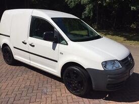 No vat Vw caddy 2.0d 2k 34k 2owners twin sliding doors electric pack
