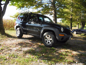 Jeep Liberty for parts Peterborough Peterborough Area image 1