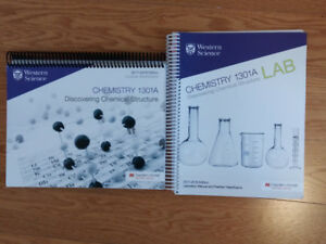 Chemistry Textbook and Lab Book