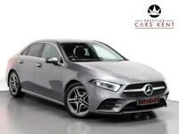 2019 Mercedes-Benz A Class A200 AMG Line Premium 4dr Auto Saloon Petrol Automati