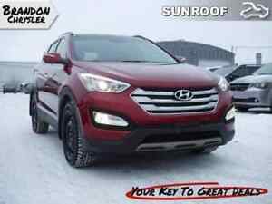 2015 Hyundai Santa Fe Sport 2.4 Luxury - Sunroof