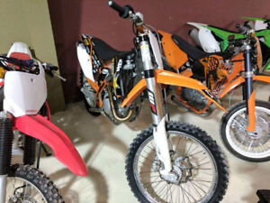 2013 KTM 450 SX REDUCED MUST GO