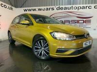 2017 Volkswagen Golf 1.6 SE NAVIGATION TDI BLUEMOTION TECHNOLOGY 5d 114 BHP Hatc
