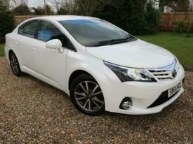 2015 (64) Toyota Avensis 2.0D-4D ( 126bhp ) 2014MY Icon Business Edition SALOON