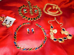 Beautiful European Jewelry Sets