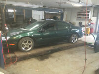 PARTING OUT 1999 CHRYSLER LHS