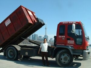Affordable rubbish removal and bin rental mimico