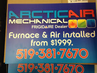 Furnace and ac installation  boilers service best rates in town