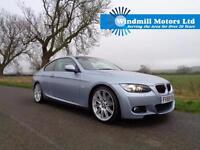 2010/59 BMW 3 SERIES 2.0 320D M SPORT AUTOMATIC 2DR - LOW MILEAGE - HUGE SPEC!