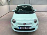 2016 Fiat 500 POP STAR Hatchback Petrol Manual