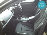 2014 Audi A3 2.0 TDI S Line 5dr HATCHBACK Diesel Manual