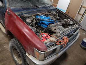 1992 Toyota DLX pickup truck