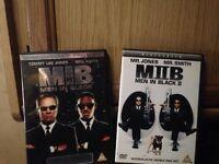 Mib 1/2 dvd