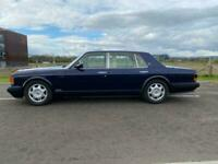 BENTLEY TURBO R 6.8 LWB SALOON 4 DOOR 1996 P REG GENUINE 34,000 MILES FROM NEW