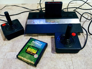 Atari 2600 Jr. with over 50 games!
