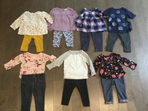 6-12 month Outfits