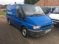 Ford Transit 2.0TD ( 75PS ) 2002MY 280 SWB