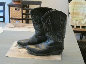 Botte de cowboy Old West