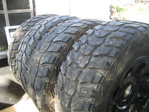 KUMHO ROAD VENTURE MT TIRES ONLY