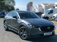 2021 Mazda CX-30 2.0 Skyactiv-X MHEV GT Sport Tech 5dr HATCHBACK Petrol Manual