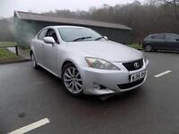 2006 LEXUS IS 250 SE SALOON PETROL