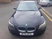"""BMW 530D With 19"""" Spider Wheels and Private Plate"""