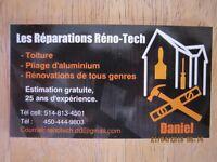 LES REPARATIONS RENO-TECH