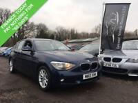 2013 13 BMW 1 SERIES 116D 1.6 EFFICIENTDYNAMICS 5DR 114 BHP DIESEL