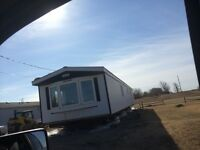 1984 3 bed 1 bath mobile home located in Grunthal