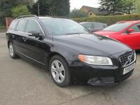 2010 Volvo V70 1.6 D Drive SE Nav, Black Leather, Good Spec