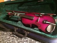 1/4 violin (purple)