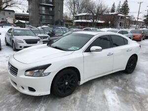 Nissan Maxima 3.5 SV-CUIR-JAMAIS ACCIDENTER-TOIT-PADDLE SHIFT 20