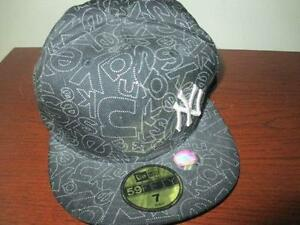 Casquette Yankees de New York New Era (7 po, 55.8 cm)