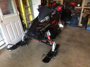 2010 Polaris Rush Pro Ride 600 For Sale !