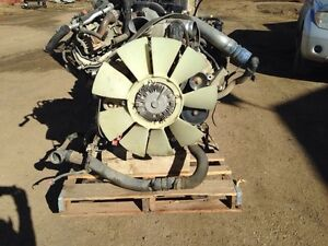 Ford 6.7 diesel engine from 2015