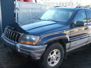TAKE OVER MY 2000 JEEP GRAND CHEROKEE PROJECT