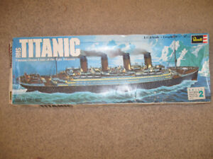 Revell Titanic Model