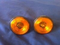 Pair of orange repeaters for mk1,2,3 mx5